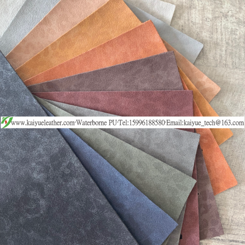 Water-based PU leather-KY9685